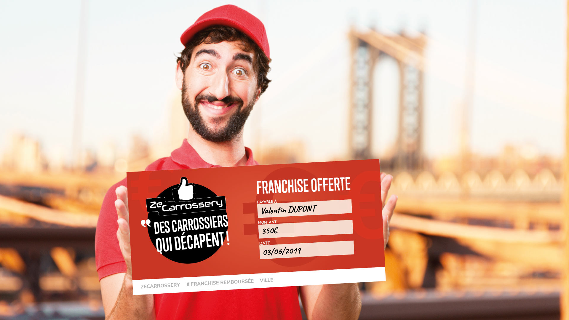 offre franchise offerte