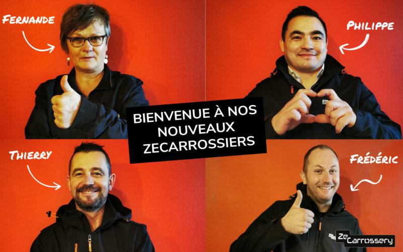 ZECARROSSERY RÉSEAU NATIONAL DE GARAGES CARROSSERIES À FRANCHISE OFFERTE