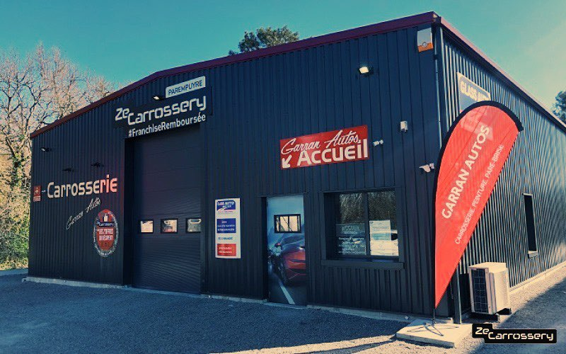 ZECARROSSERY RÉSEAU NATIONAL DE GARAGES CARROSSERIES À FRANCHISE OFFERTE